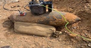 لندن شہر میں دفن دوسری جنگ عظیم کا 250 کلو وزنی بم پھٹ گیا