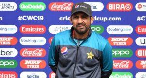 پاکستانی تماشائی کرکٹ سے پیار کرتے ہیں،جملے نہیں کستے،سرفراز احمد