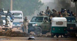 سوڈان میں مظاہرے جاری، فورسز اور مظاہرین کی جھڑپ سے ہلاکتوں کی تعداد 60 ہوگئی