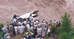 وادی نیلم، 24 افراد سیلاب میں بہہ گئے، مساجد اور مکانات تباہ