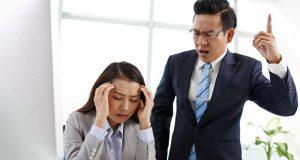 باس کے تلخ رویے سے ملازمین کو دل کا عارضہ لاحق ہونے کا خدشہ