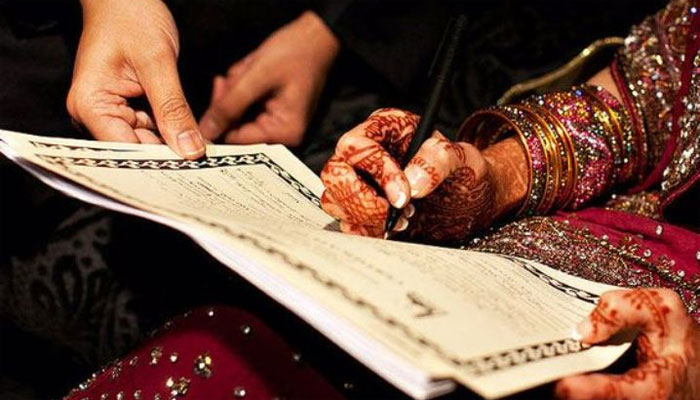 ویزے کا جھانسہ دیکر خواتین کے غیر ملکیوں سے جعلی نکاح، تصدیق کا فیصلہ