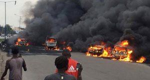 افریقی ملک تنزانیہ میں آئل ٹینکر میں دھماکے سے 57 افراد ہلاک