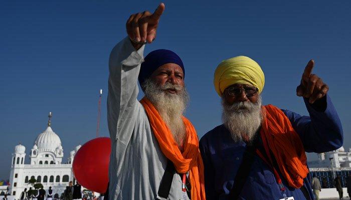 'بھارتی حکومت سکھوں کو کرتارپور آنے سے روک رہی ہے'