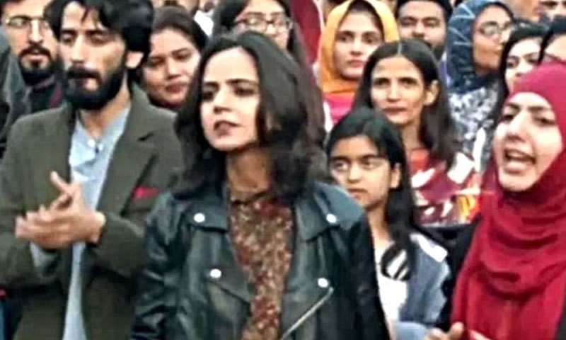 لاہوری برگر بچے، انقلاب اور لڑکی کی لیدر جیکٹ